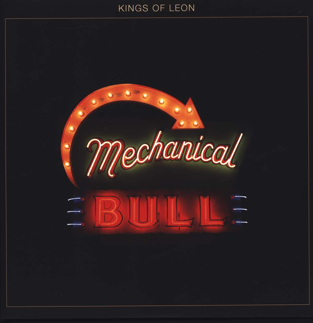 Kings Of Leon: Mechanical Bull, LP (Vinyl)
