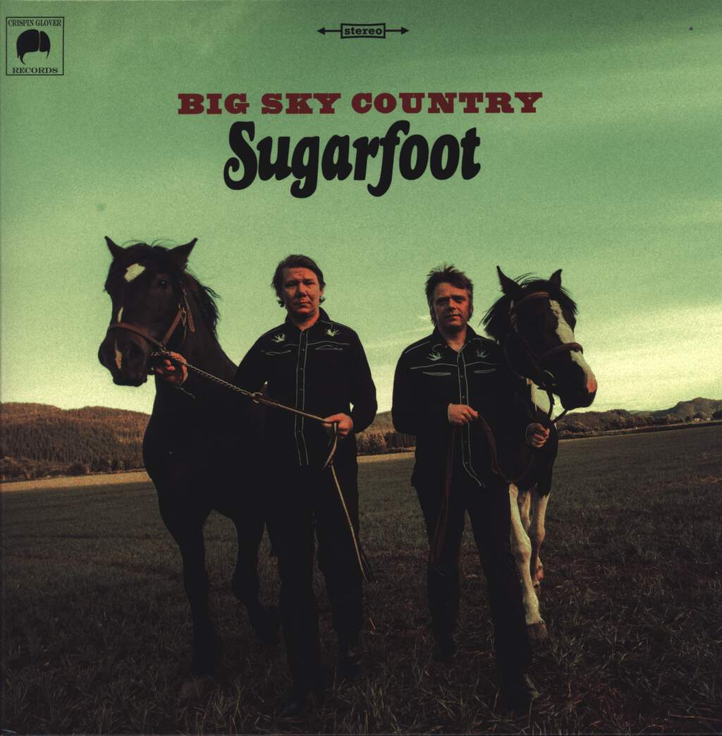 Sugarfoot: Big Sky Country, LP (Vinyl)