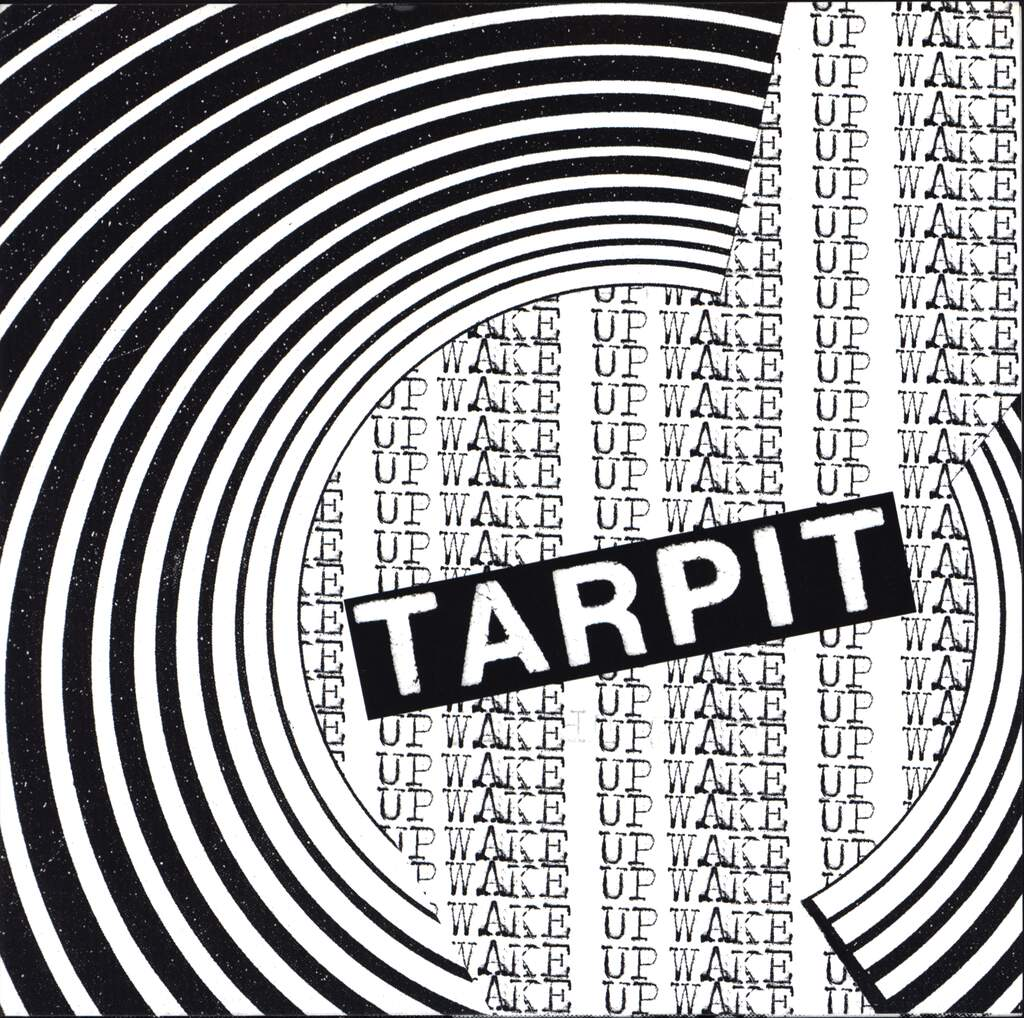 "Tarpit: Wake Up E.P., 7"" Single (Vinyl)"