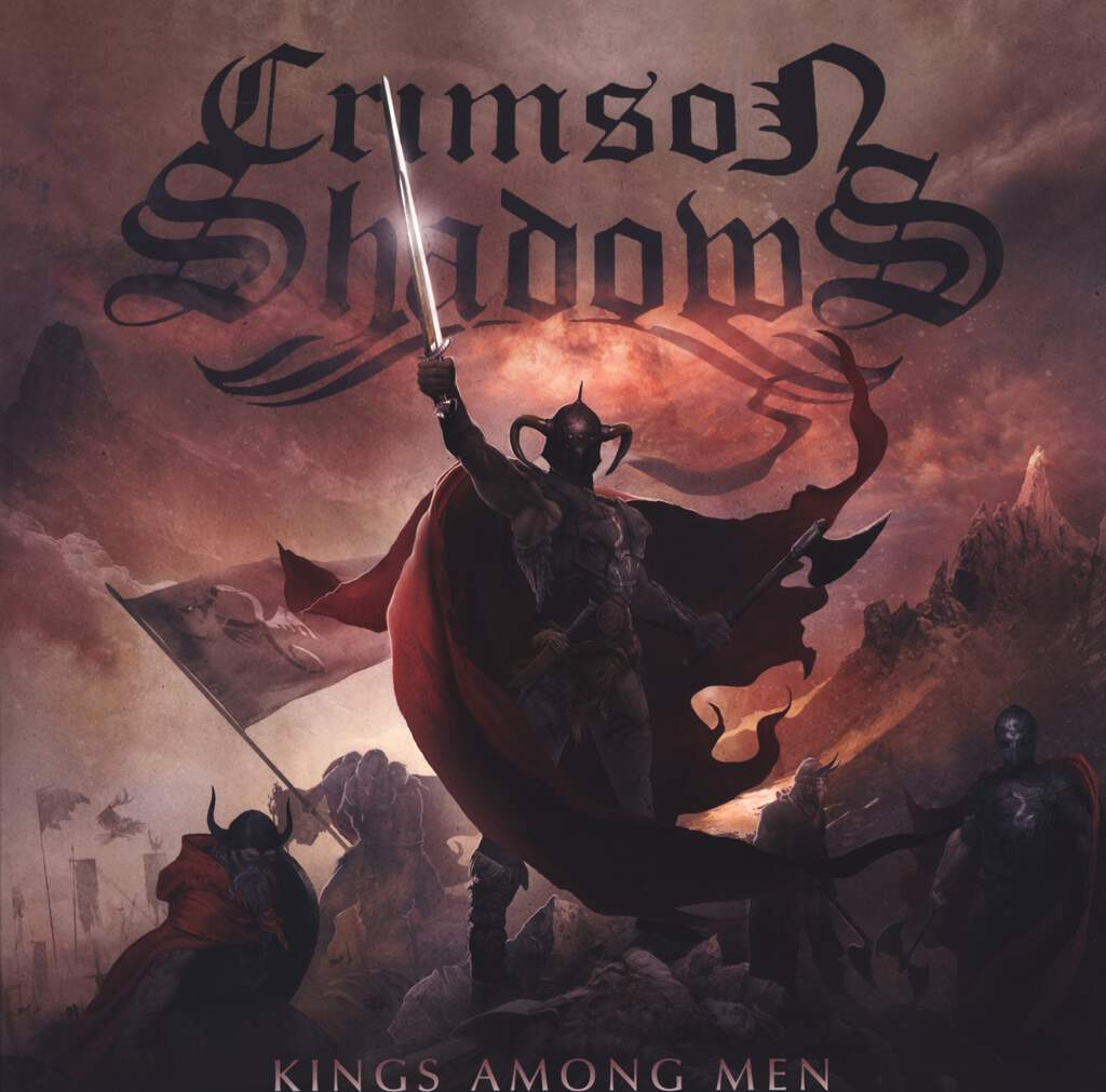 Crimson Shadows: Kings Among Men, LP (Vinyl)