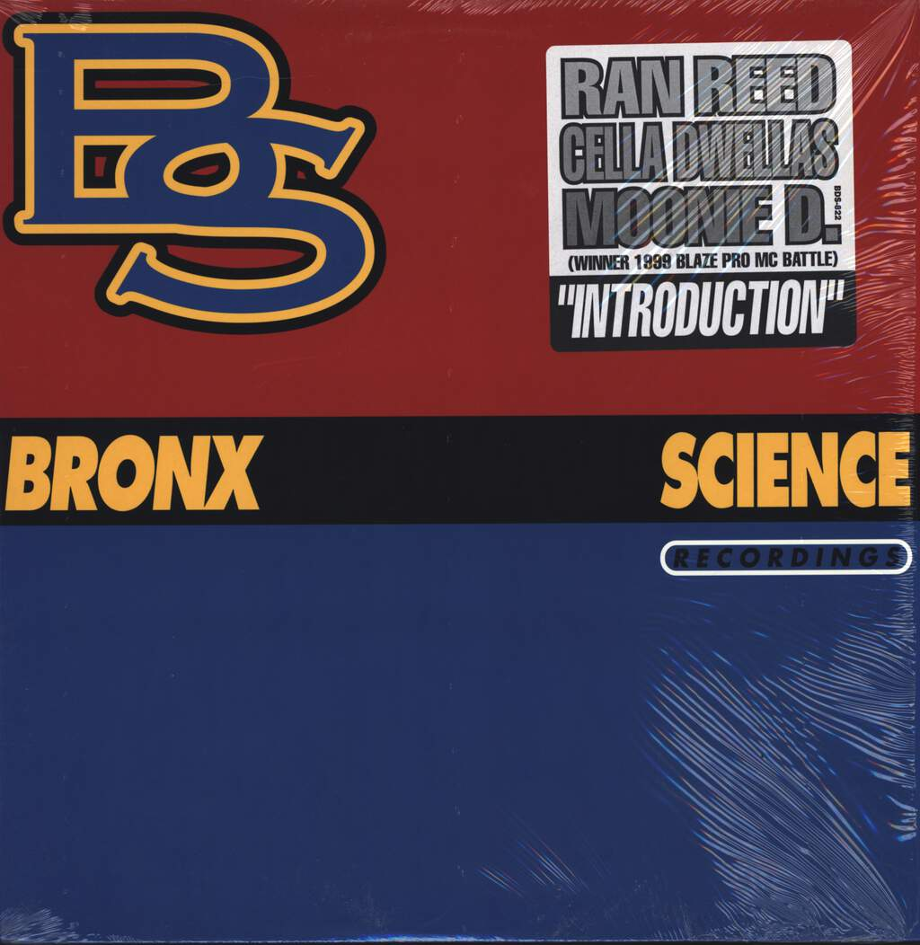 "Ran Reed: The Introduction, 12"" Maxi Single (Vinyl)"