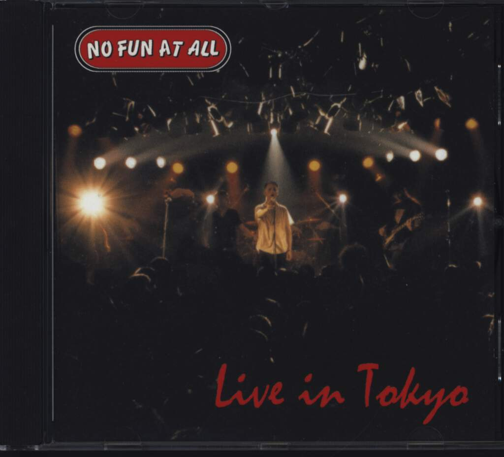 No Fun At all: Live In Tokyo, Mini CD