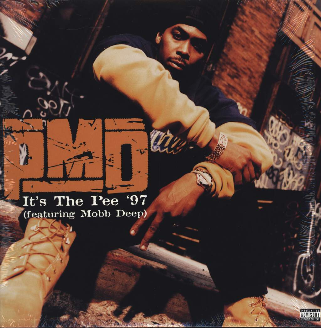 "Pmd: It's The Pee '97, 12"" Maxi Single (Vinyl)"