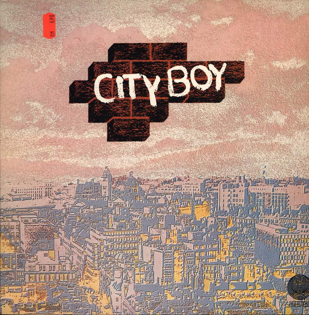 City Boy: City Boy, LP (Vinyl)