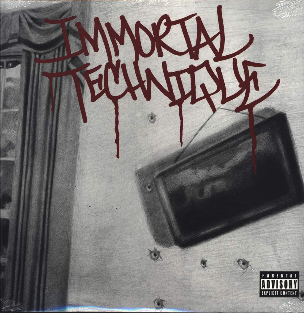 Immortal Technique: Revolutionary Vol. 2, LP (Vinyl)