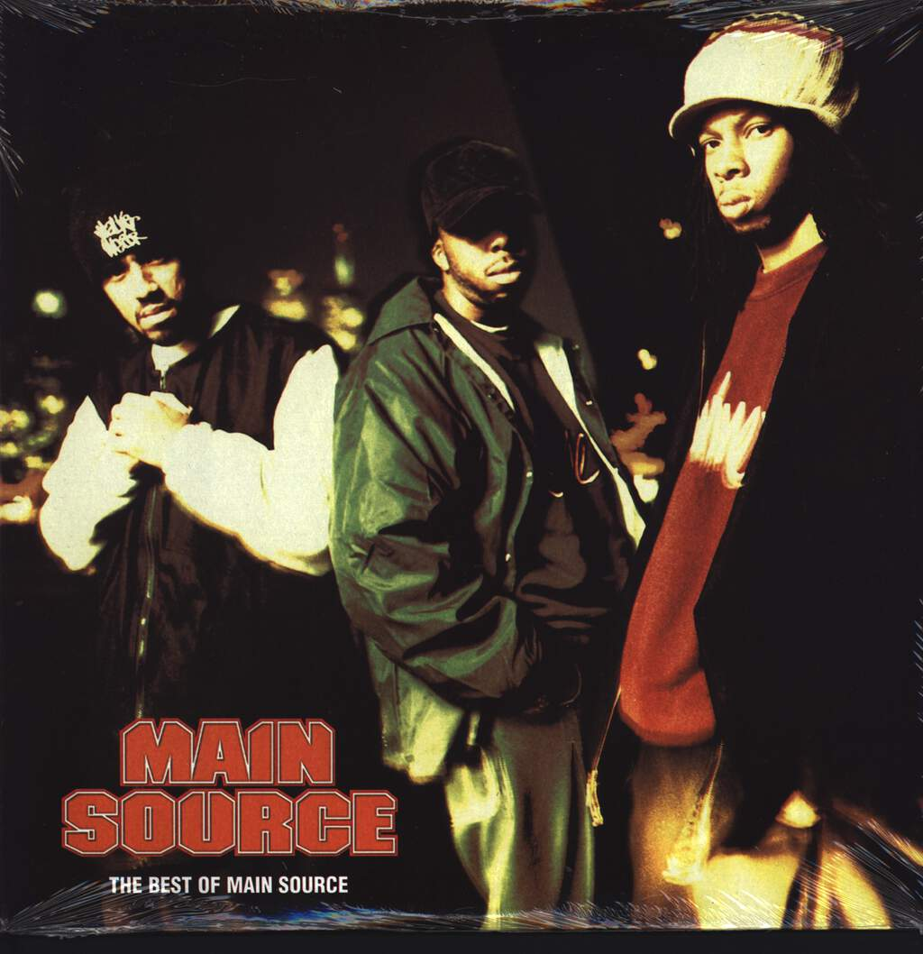 Main Source: The Best Of Main Source, LP (Vinyl)