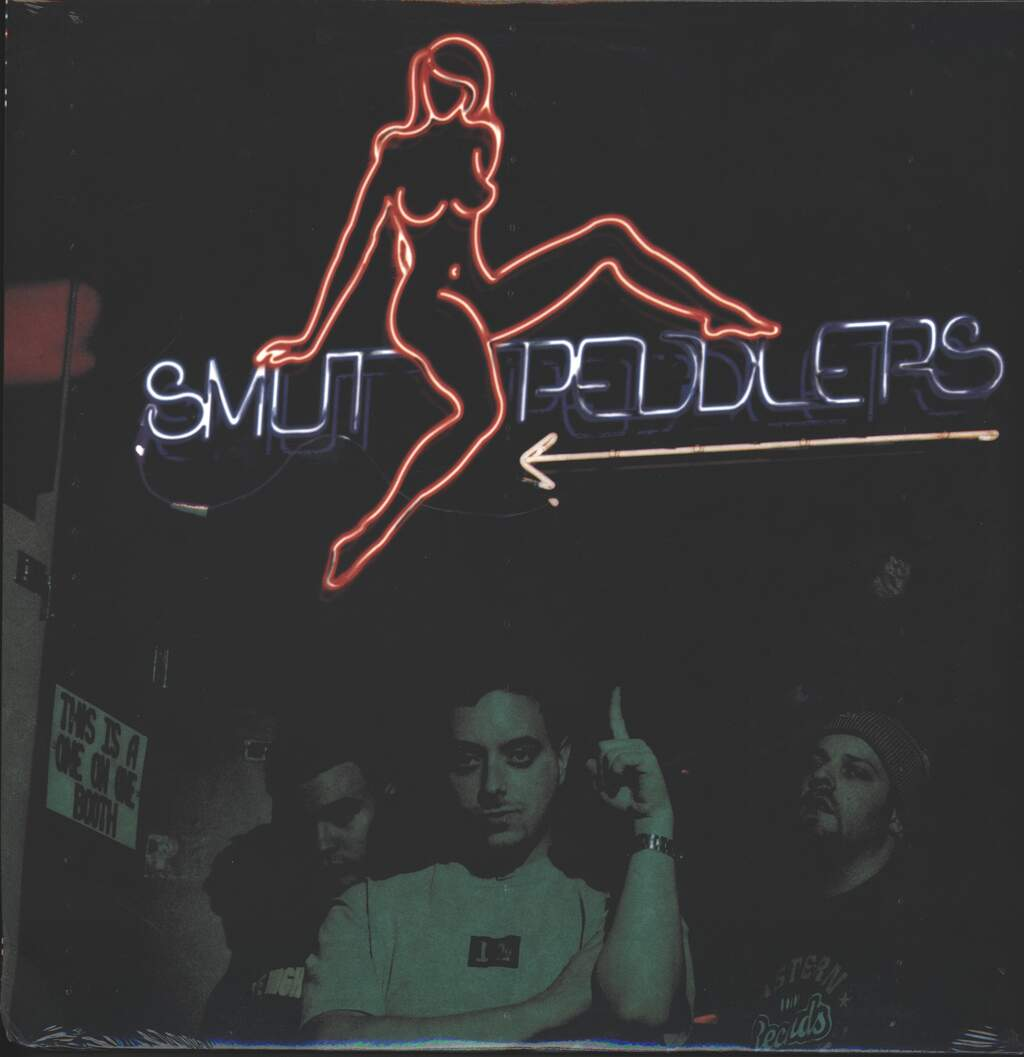 "Smut Peddlers: First Name Smut, 12"" Maxi Single (Vinyl)"