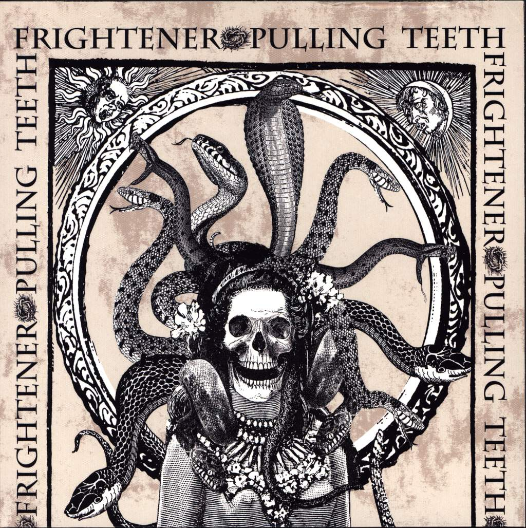 "Pulling Teeth: Pulling Teeth / Frightener, 7"" Single (Vinyl)"