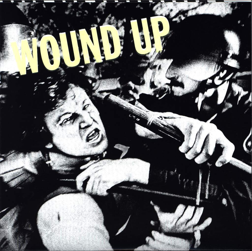 "Wound Up: Wound Up, 7"" Single (Vinyl)"