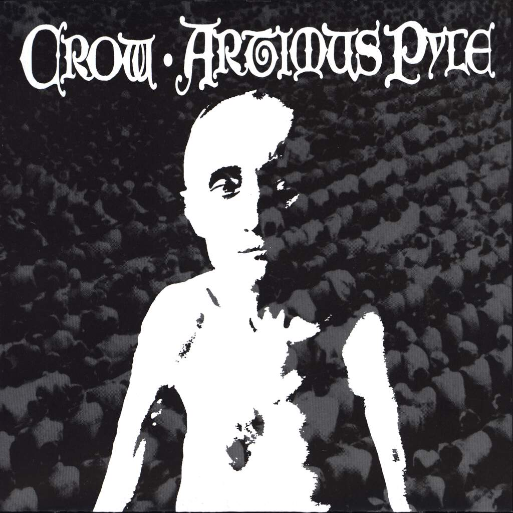 "Crow: Crow / Artimus Pyle, 7"" Single (Vinyl)"