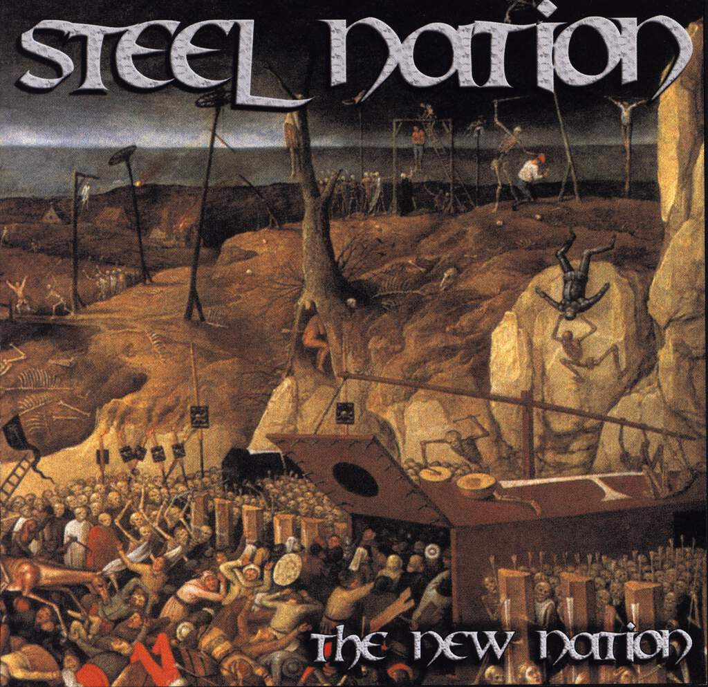 "Steel Nation: The New Nation, 7"" Single (Vinyl)"