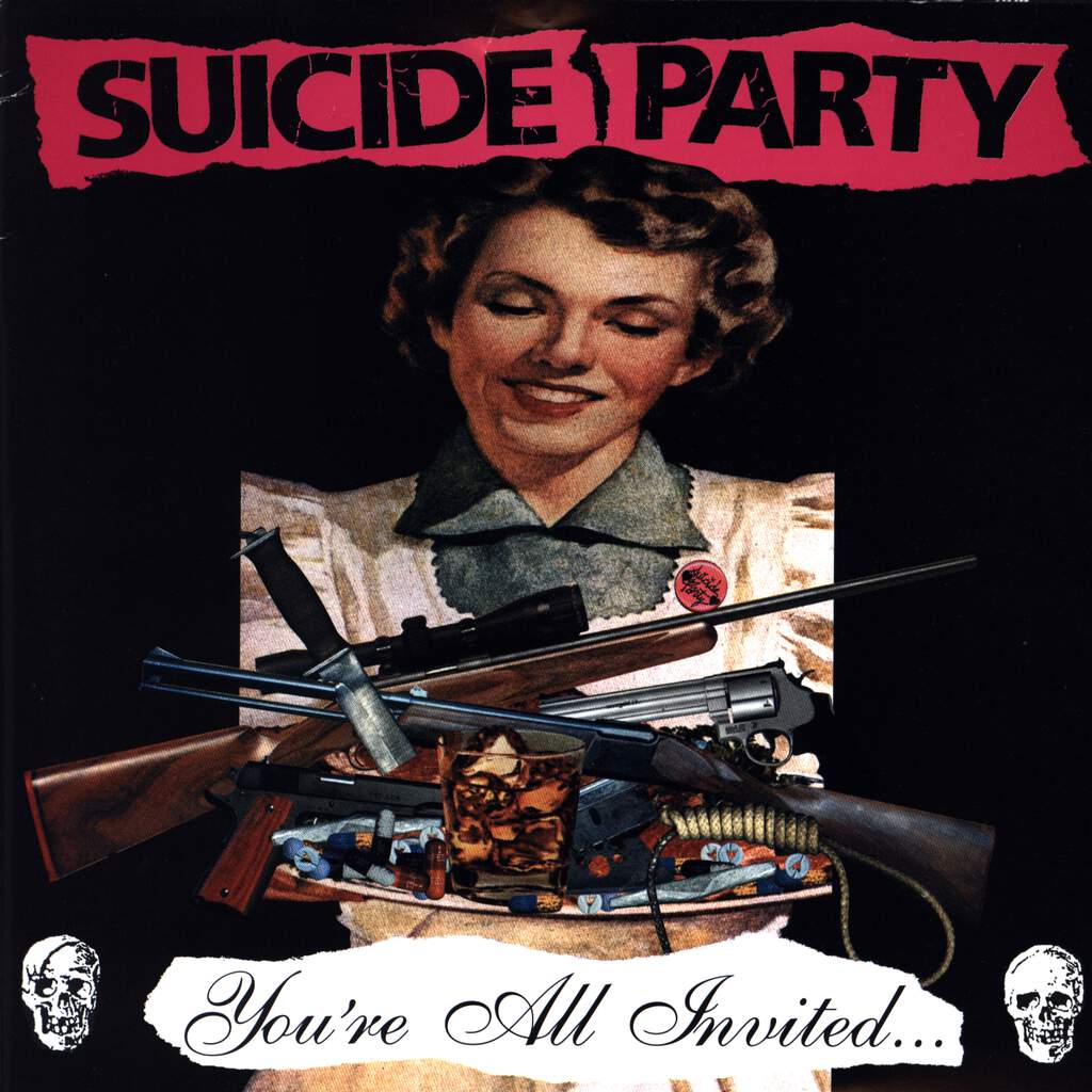 "Suicide Party: You're All Invited..., 7"" Single (Vinyl)"