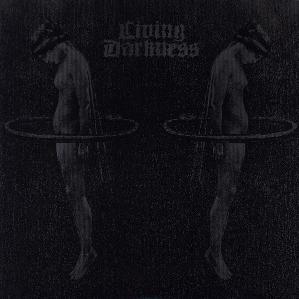 "Living Darkness: Living Darkness, 7"" Single (Vinyl)"