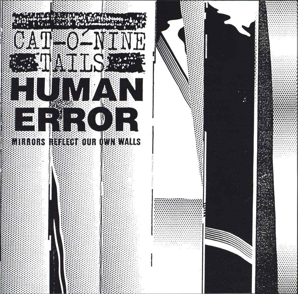 "Cat-O-Nine Tails: Mirrors Reflect Our Own Walls, 7"" Single (Vinyl)"