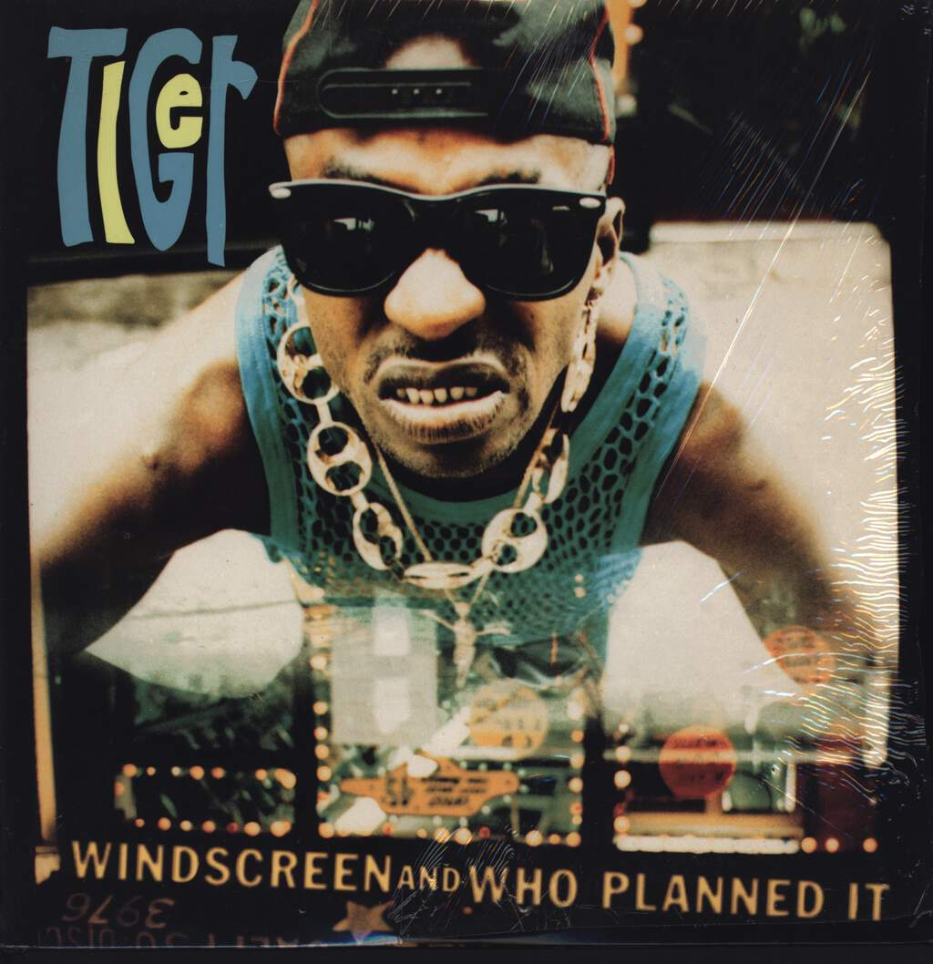 "Tiger: Windscreen / Who Planned It, 12"" Maxi Single (Vinyl)"