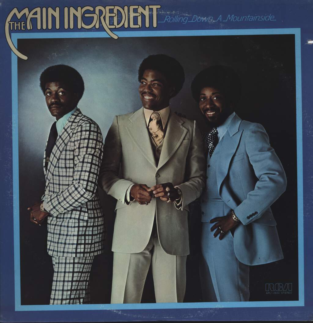 The Main Ingredient: Rolling Down A Mountainside, LP (Vinyl)