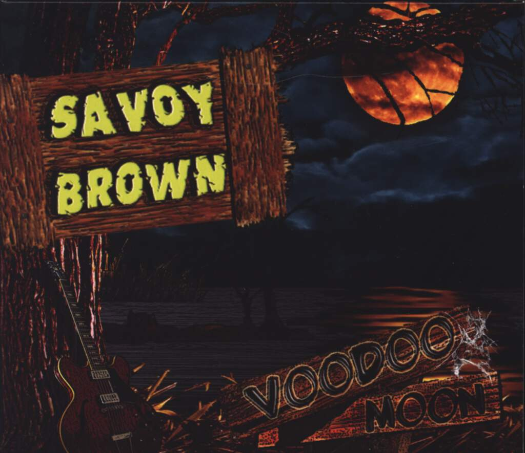 Savoy Brown: Voodoo Moon, CD