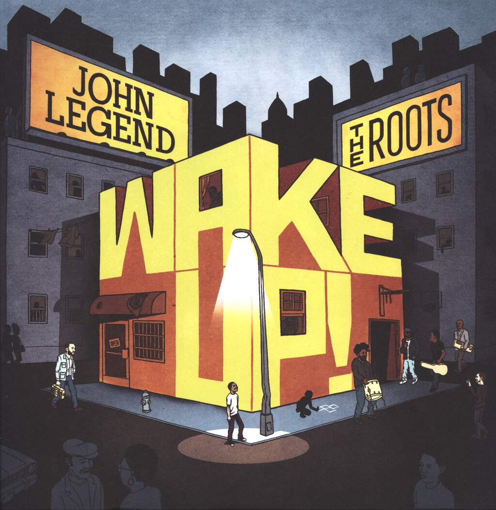 John Legend: Wake Up!, 2×LP (Vinyl)