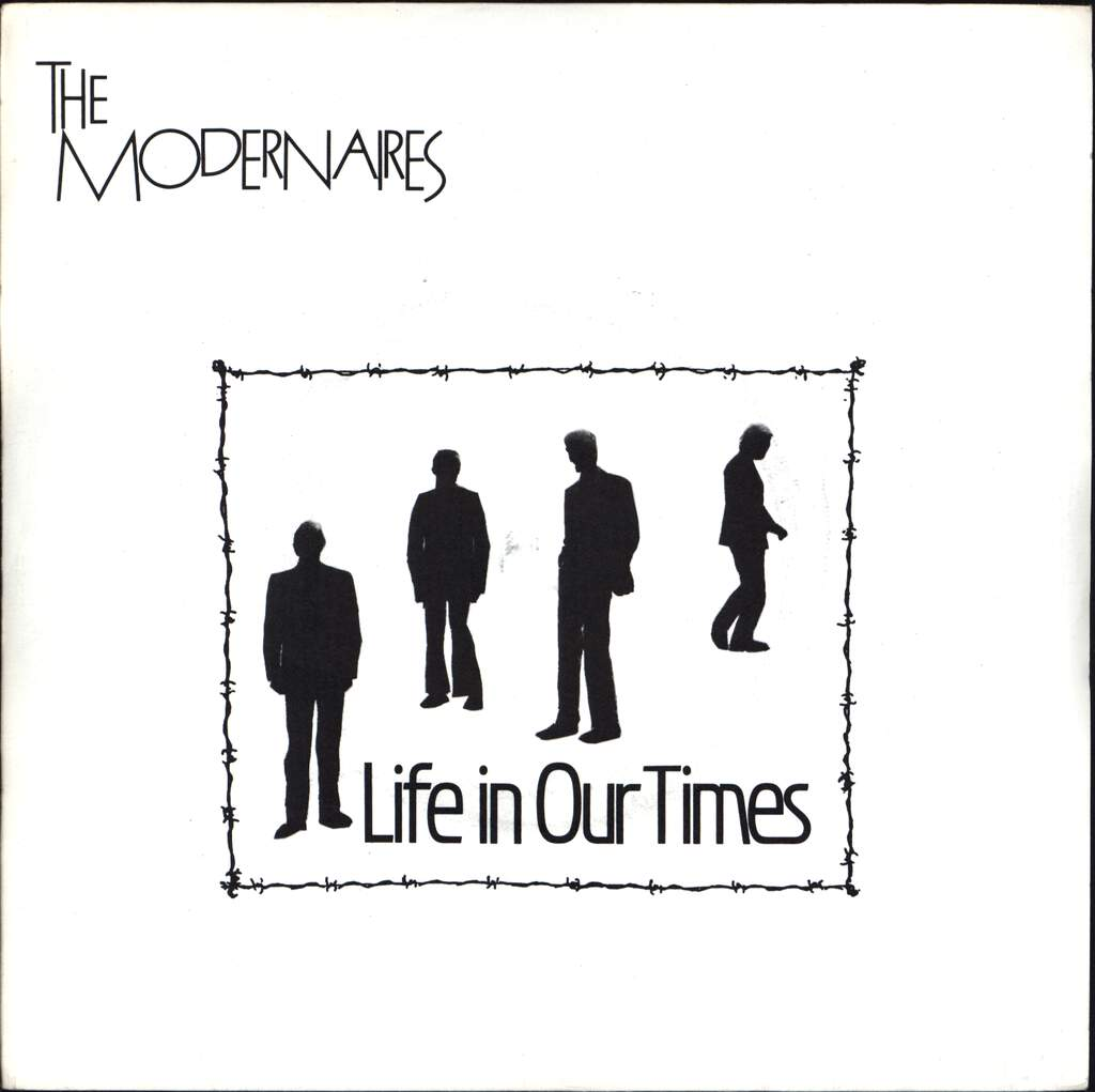 "The Modernaires: Life In Our Times, 7"" Single (Vinyl)"