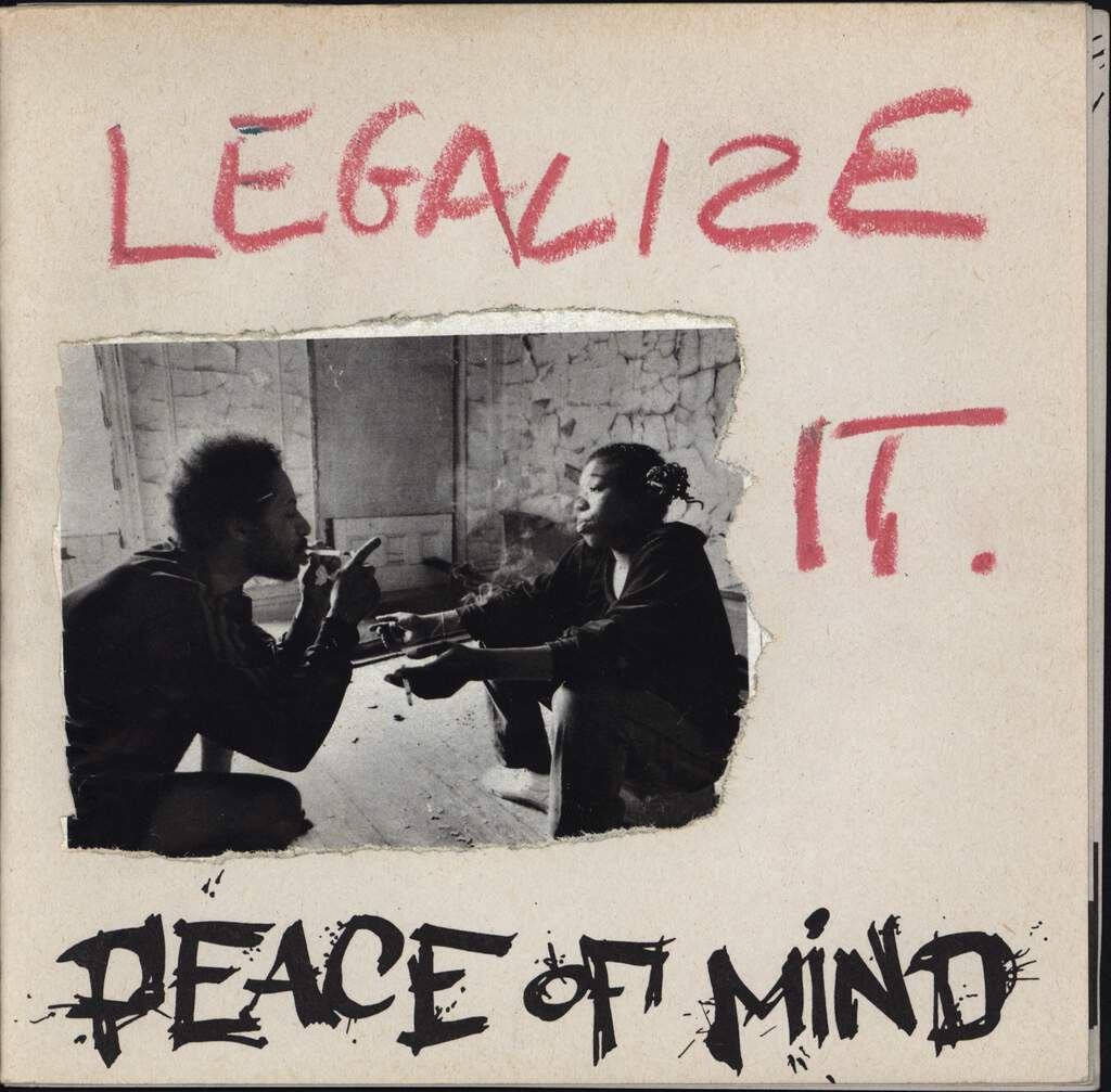 "Peace Of Mind: Love Your Friends !, 7"" Single (Vinyl)"