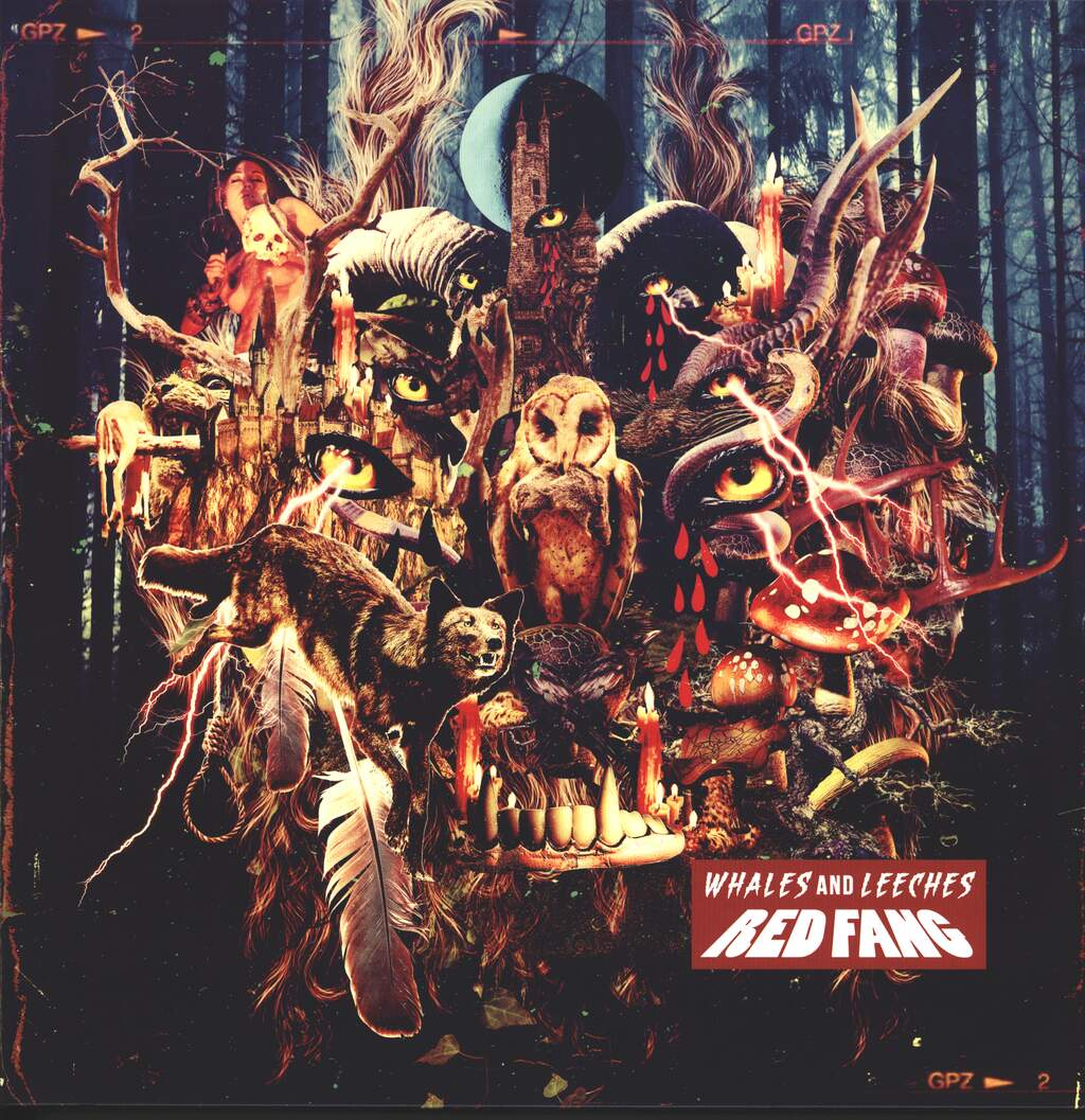 Red Fang: Whales And Leeches, LP (Vinyl)