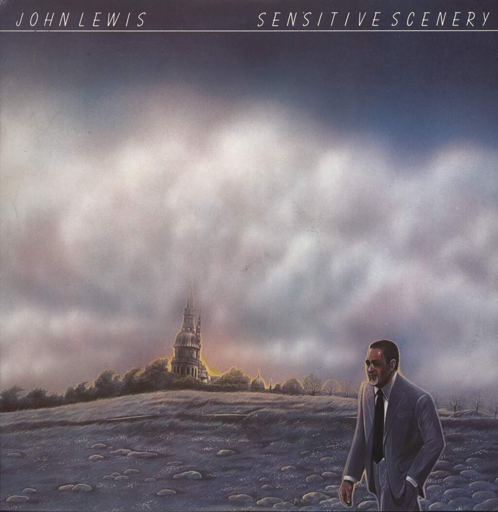 John Lewis: Sensitive Scenery, LP (Vinyl)