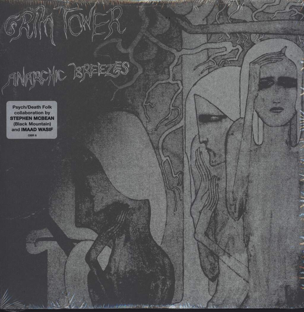 Grim Tower: Anarchic Breezes, LP (Vinyl)