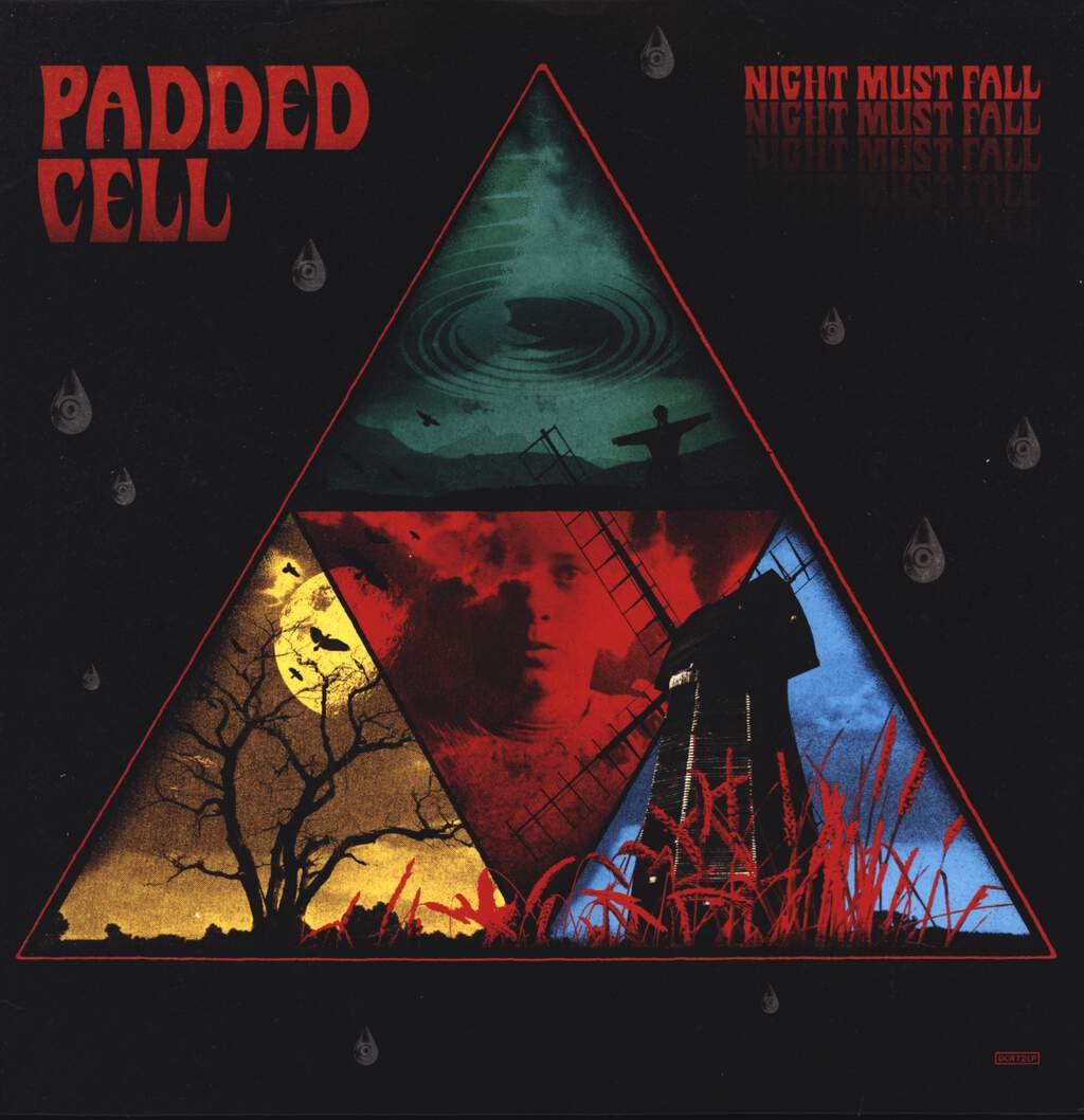 Padded Cell: Night Must Fall, LP (Vinyl)