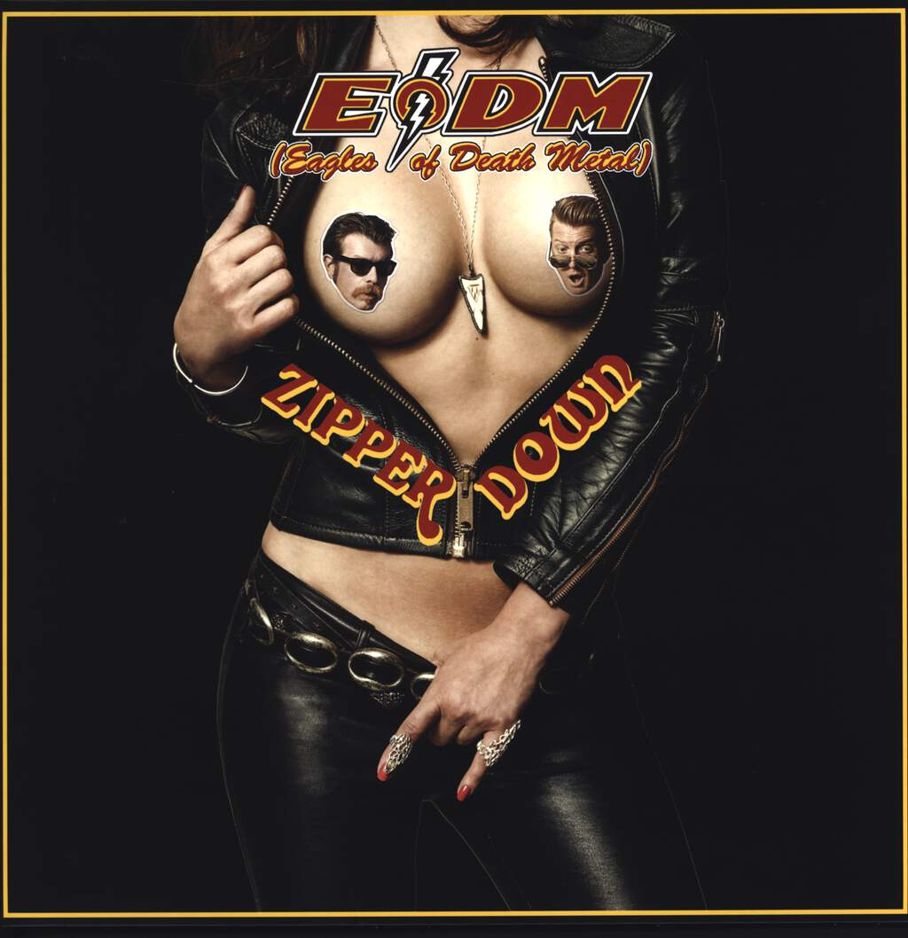 Eagles Of Death Metal: Zipper Down, LP (Vinyl)