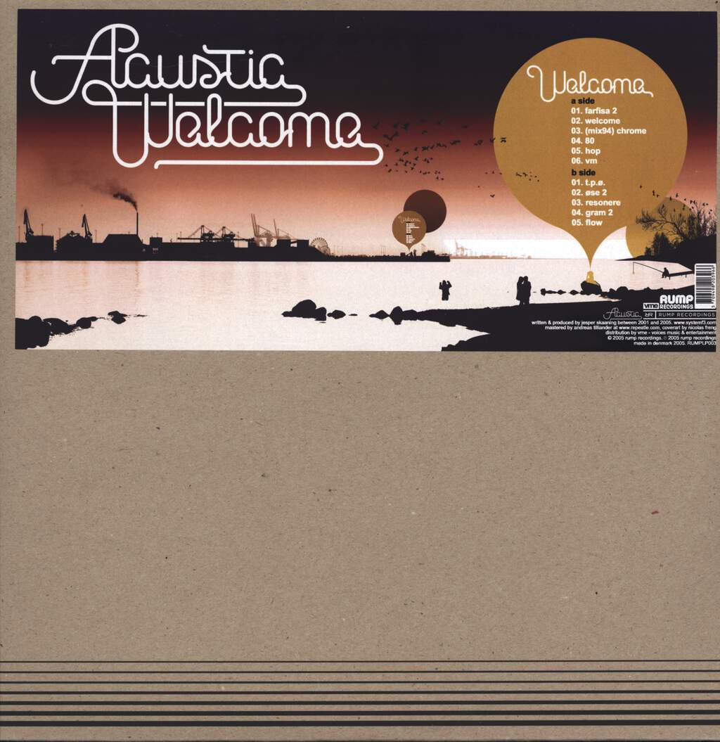 Acustic: Welcome, LP (Vinyl)