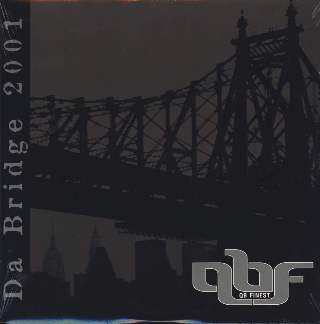 "Qb Finest: Da Bridge 2001 / Oochie Wally, 12"" Maxi Single (Vinyl)"