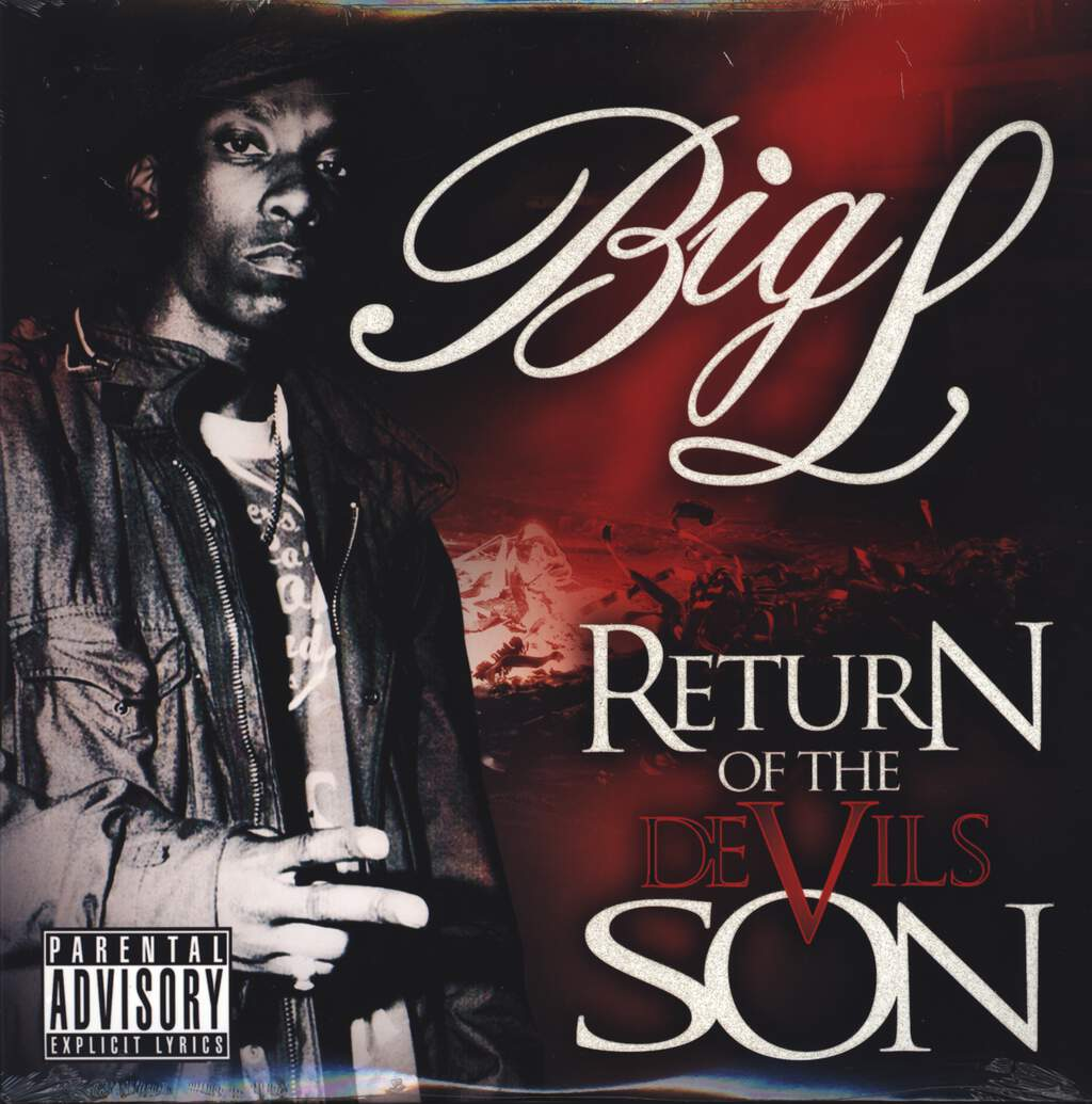 Big L: Return Of The Devils Son, LP (Vinyl)