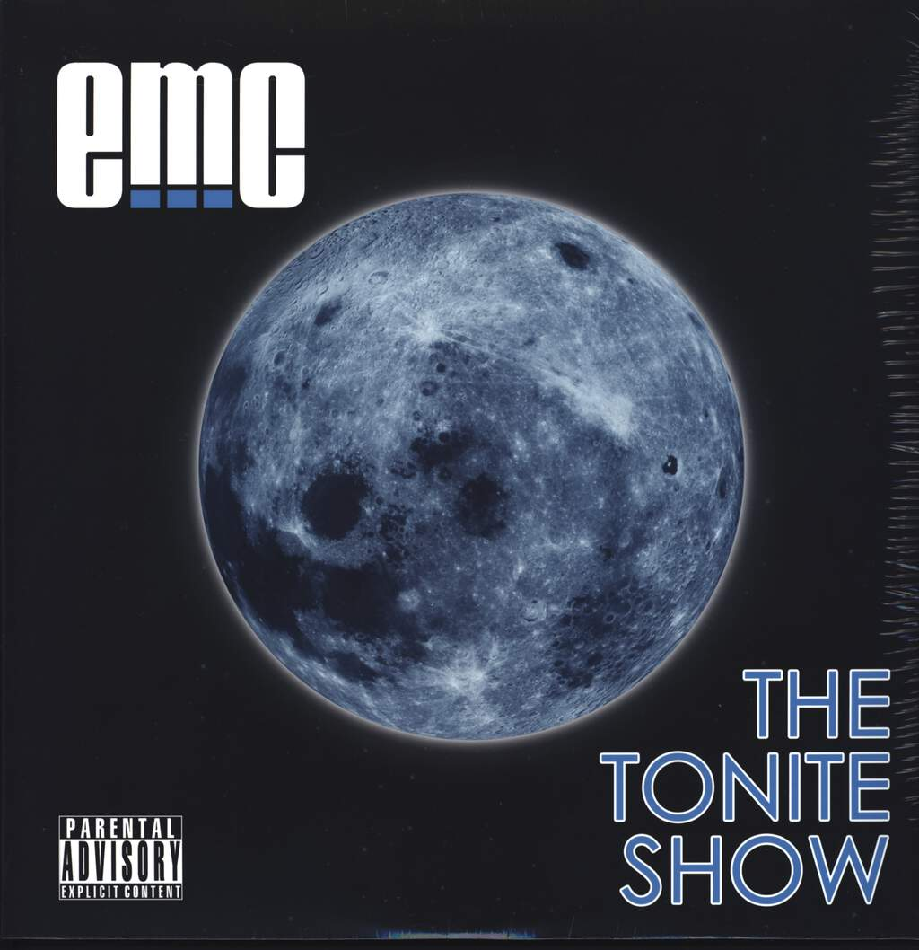 E.M.C.: The Tonite Show, LP (Vinyl)