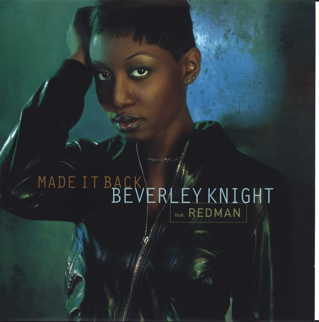 "Beverley Knight: Made It Back, 12"" Maxi Single (Vinyl)"