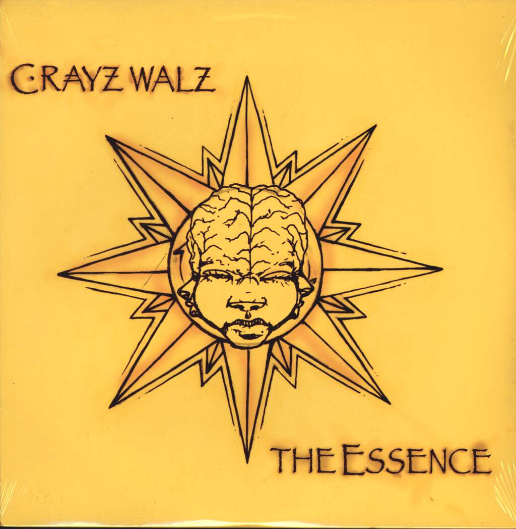 "C-Rayz Walz: The Essence, 12"" Maxi Single (Vinyl)"