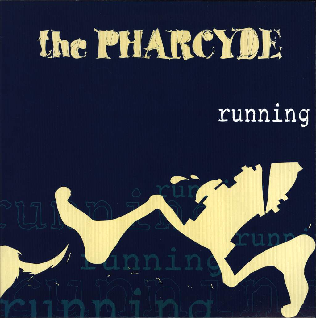 "The Pharcyde: Running, 7"" Single (Vinyl)"