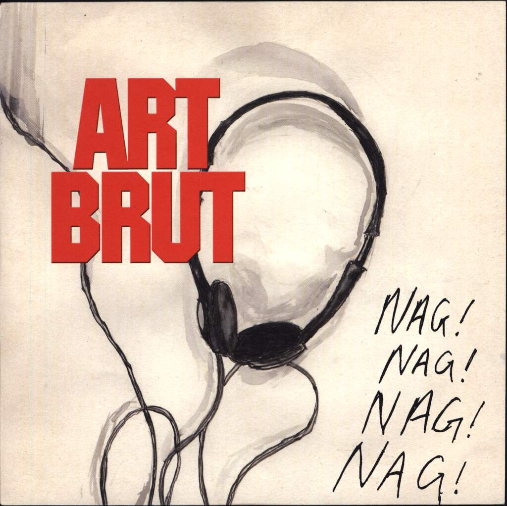 "Art Brut: Nag! Nag! Nag! Nag!, 7"" Single (Vinyl)"