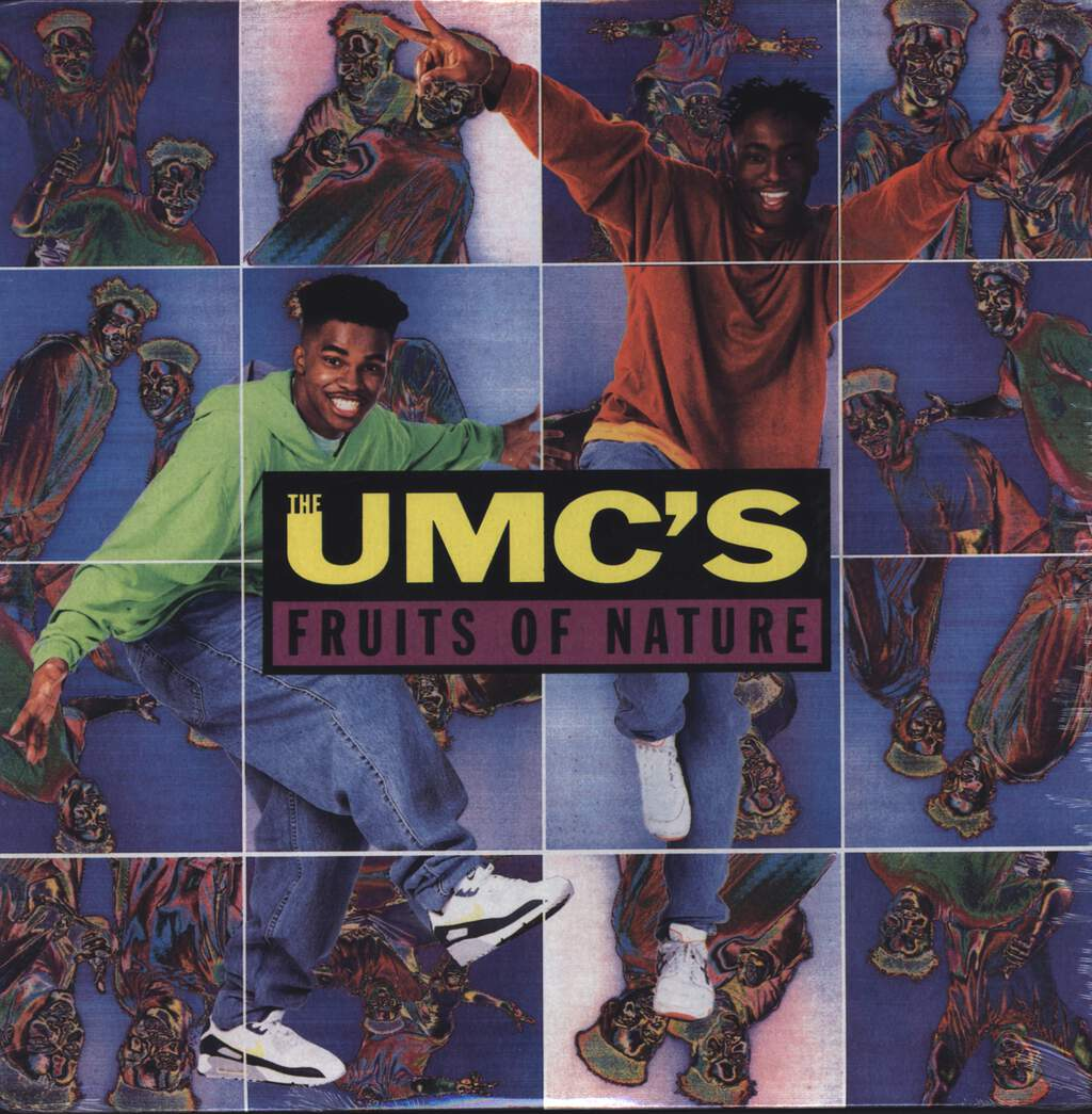 "UMC'S: Fruits Of Nature, 12"" Maxi Single (Vinyl)"