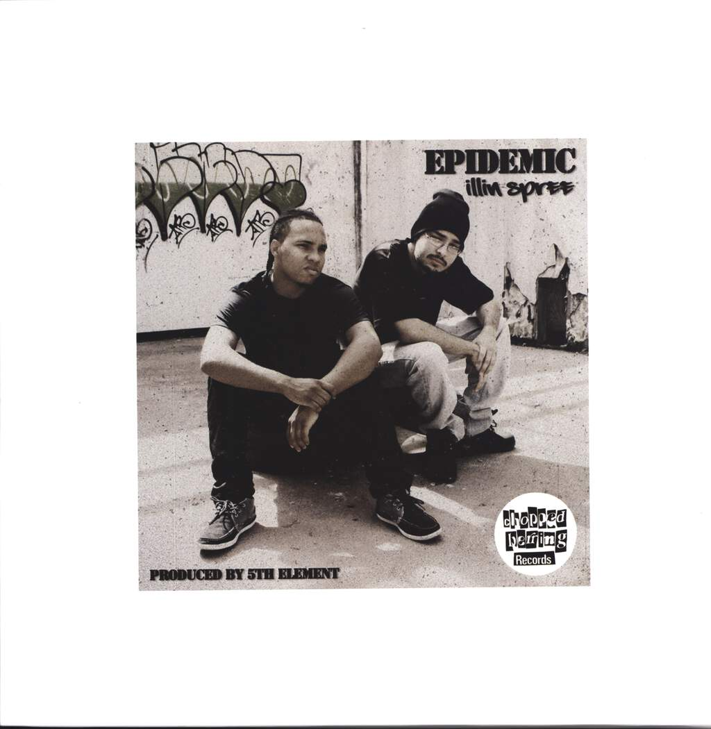 Epidemic: Illin Spree, LP (Vinyl)