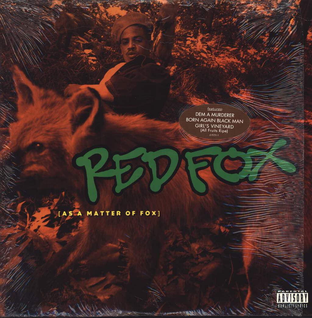 Red Fox: As A Matter Of Fox, LP (Vinyl)