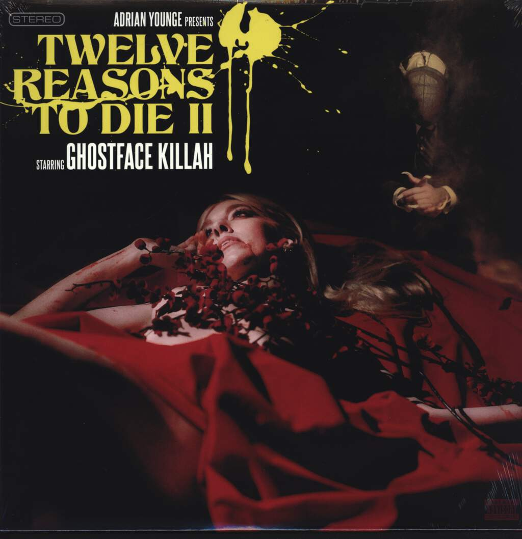 Ghostface Killah: Twelve Reasons To Die II, LP (Vinyl)