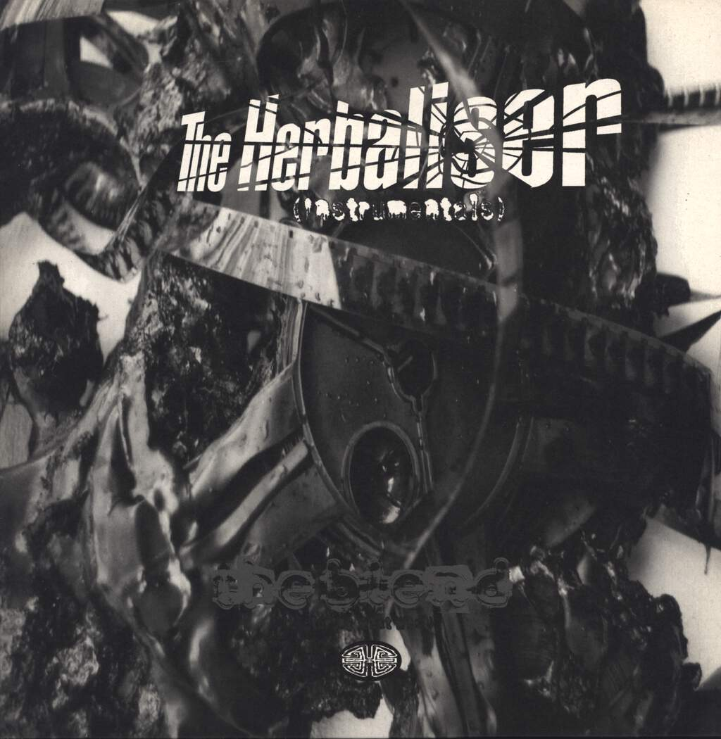 "The Herbaliser: The Blend (Instrumentals), 12"" Maxi Single (Vinyl)"