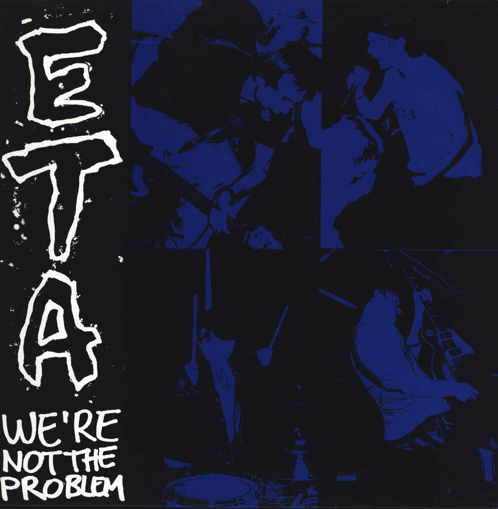 Epileptic Terror Attack: We´re Not The Problem, LP (Vinyl)