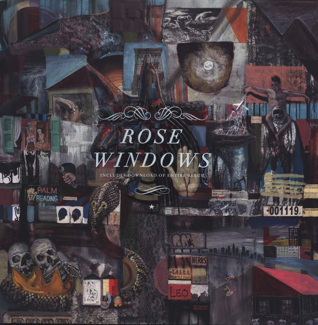 Rose Windows: Rose Windows, LP (Vinyl)