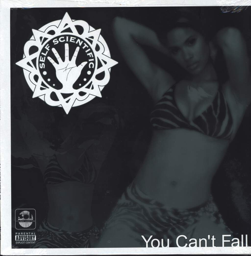 "Self Scientific: You Can't Fall, 12"" Maxi Single (Vinyl)"