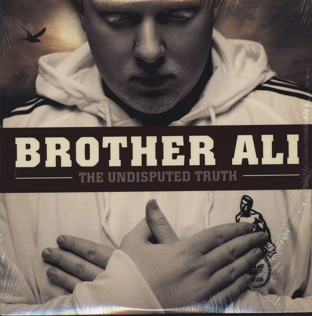 Brother Ali: The Undisputed Truth, LP (Vinyl)
