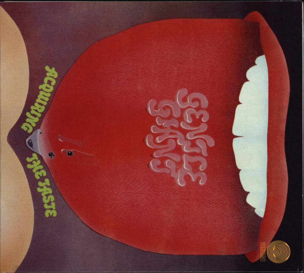 Gentle Giant: Acquiring The Taste, CD