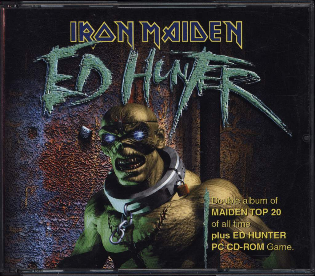 Iron Maiden: Ed Hunter, CD