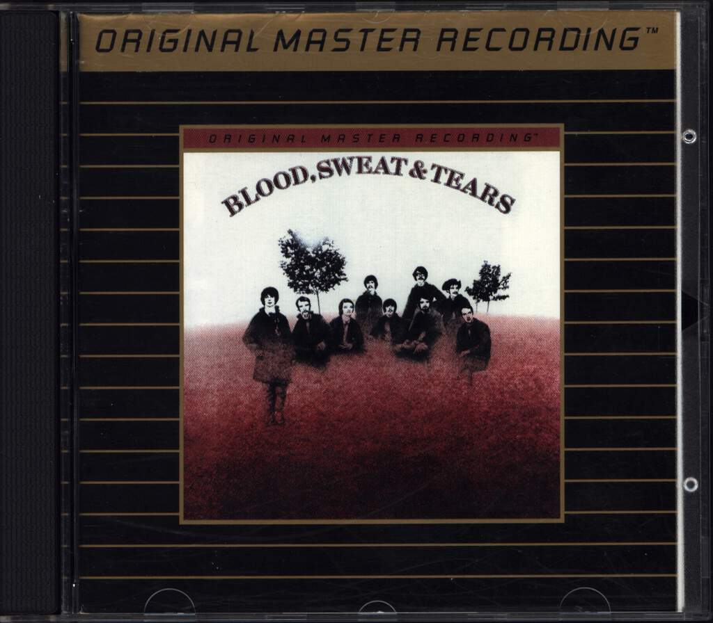 Blood, Sweat And Tears: Blood, Sweat & Tears, CD
