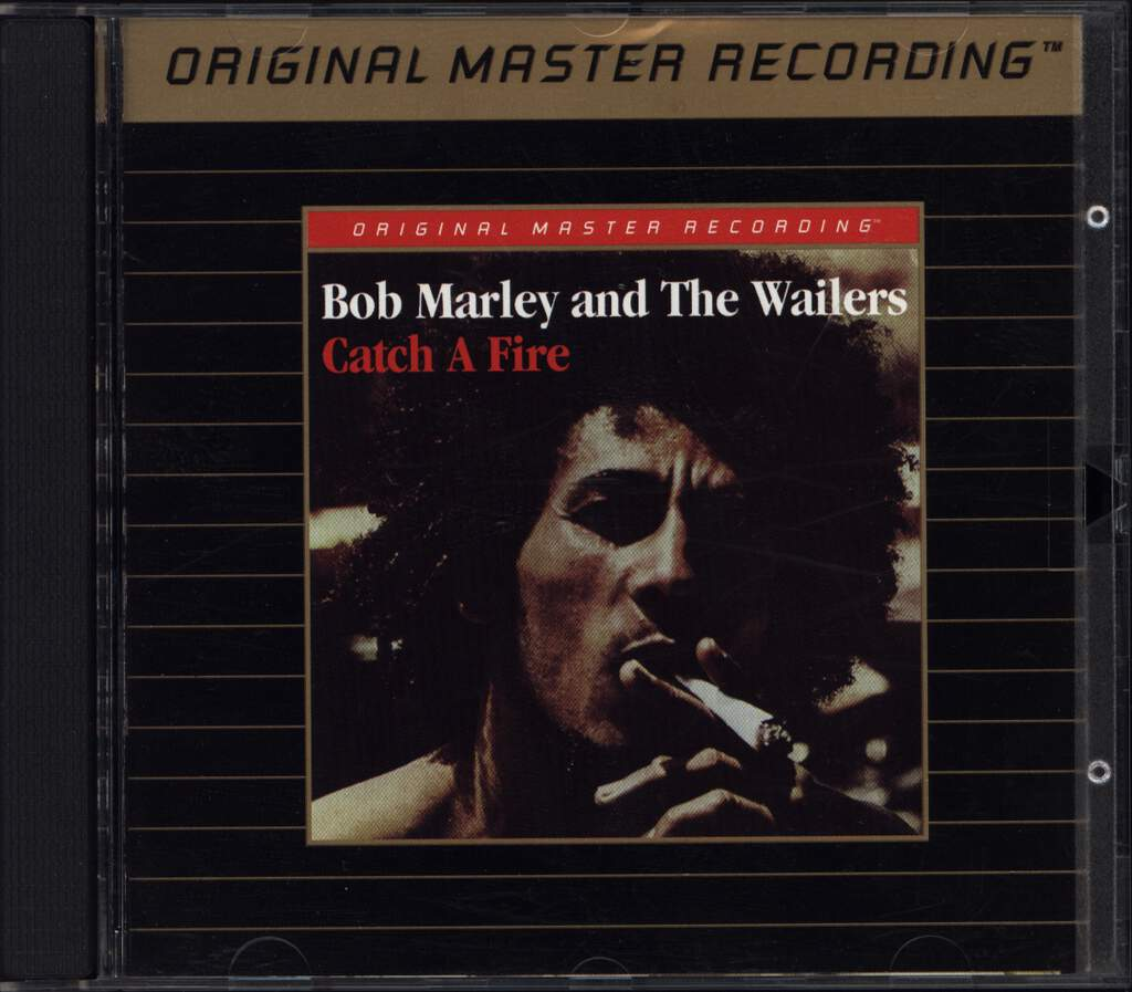 Bob Marley & The Wailers: Catch A Fire, CD